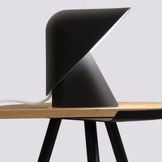 K lamp  studio vitamin lampe a poser table lamp  vitamin klamp noir  design signed 43044 thumb