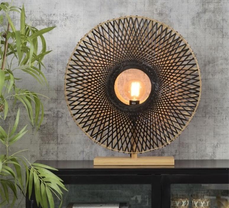 Kalimantan s good mojo studio lampe a poser table lamp  it s about romi kalimantan t n 6015 bn  design signed nedgis 113119 product