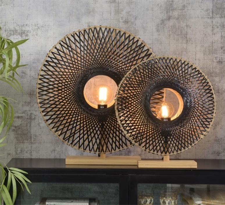 Kalimantan s good mojo studio lampe a poser table lamp  it s about romi kalimantan t n 6015 bn  design signed nedgis 113120 product