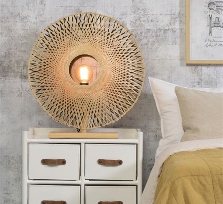 Kalimantan s good mojo studio lampe a poser table lamp  it s about romi kalimantan t n 6015 bn  design signed nedgis 113121 product