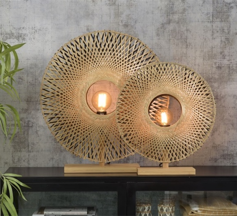 Kalimantan s good mojo studio lampe a poser table lamp  it s about romi kalimantan t n 6015 bn  design signed nedgis 113122 product