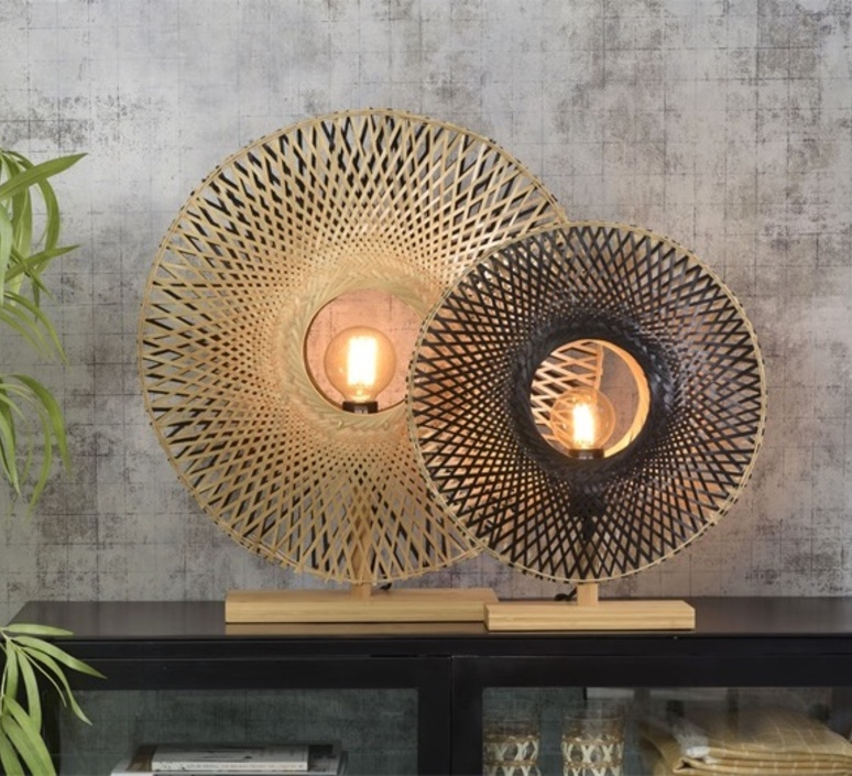 Kalimantan s good mojo studio lampe a poser table lamp  it s about romi kalimantan t n 6015 bn  design signed nedgis 113123 product