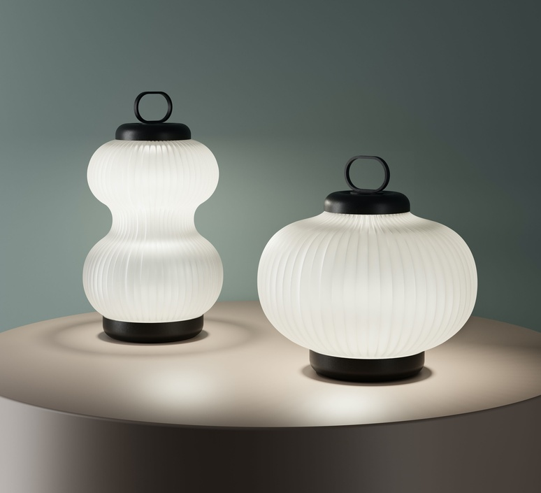 Kanji  lampe a poser table lamp  fontanaarte f438505150nbwl  design signed nedgis 115618 product