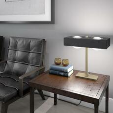 Kernel  lampe a poser table lamp  bert frank kernel table lamp black  design signed 94408 thumb