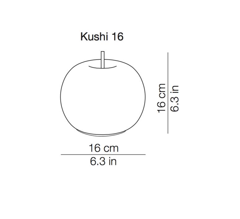 Kushi 16 alberto saggia et valero sommela lampe a poser table lamp  kundalini k2271059o  design signed 38753 product