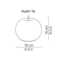 Kushi 16 alberto saggia et valero sommela lampe a poser table lamp  kundalini k2271059n  design signed 38750 thumb
