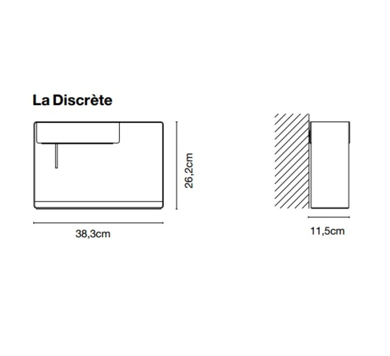 La discrete fabien dumas marset a649 002 luminaire lighting design signed 13988 product
