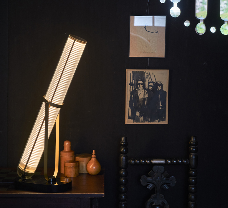 La lampe frechin jean louis frechin lampe a poser table lamp  dcw la lampe frechin  design signed nedgis 123779 product