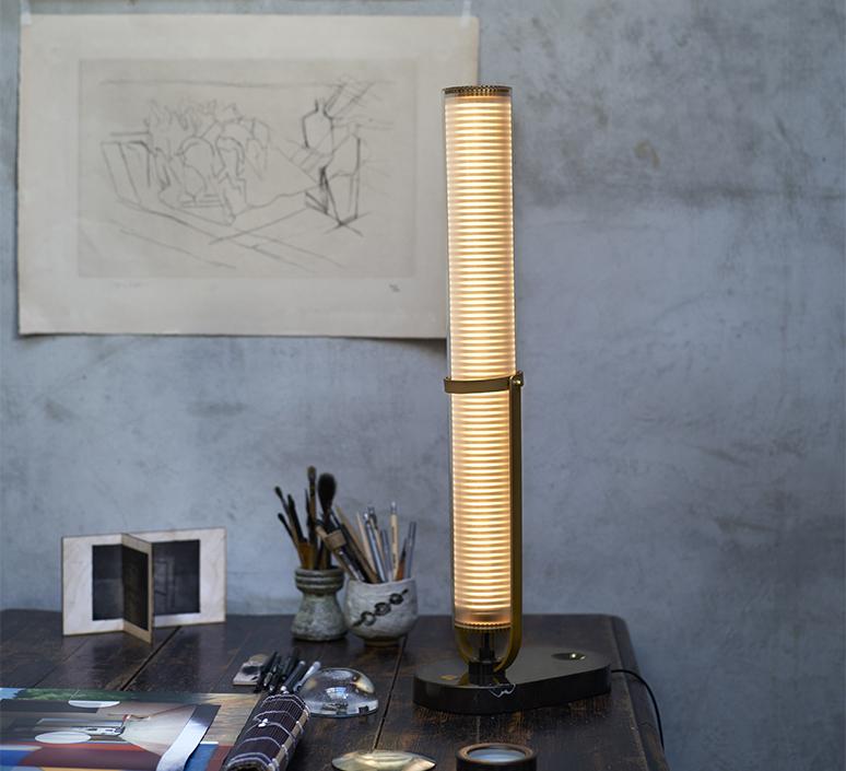 La lampe frechin jean louis frechin lampe a poser table lamp  dcw la lampe frechin  design signed nedgis 123785 product