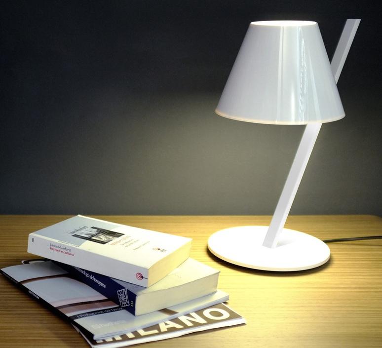 La petite floor quaglio simonelli lampadaire floor light  artemide 1753030a  design signed nedgis 80993 product