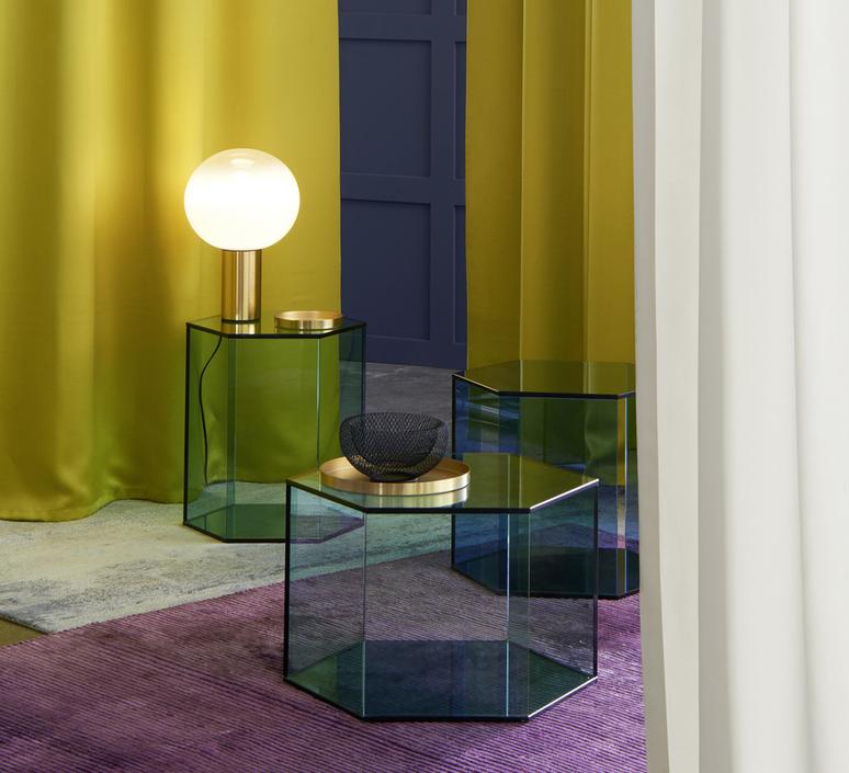 Laguna tavolo matteo thun lampe a poser table lamp  artemide 1805140a  design signed 60995 product