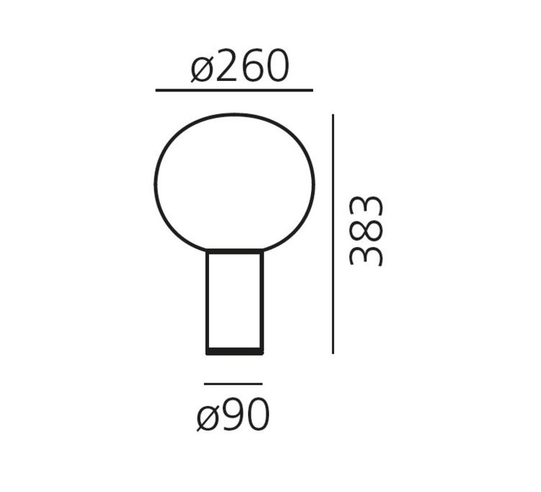 Laguna tavolo matteo thun lampe a poser table lamp  artemide 1805140a  design signed 60998 product