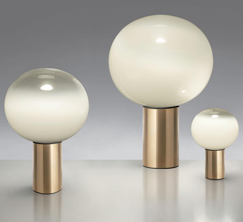 Laguna tavolo matteo thun lampe a poser table lamp  artemide 1809140a  design signed 61004 product