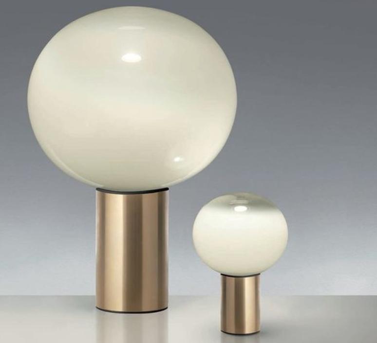 Laguna tavolo matteo thun lampe a poser table lamp  artemide 1809140a  design signed 61005 product