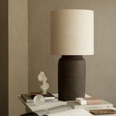 Lampclay l studio tine k home lampe a poser table lamp  tine k home lampclay l smoke  design signed nedgis 94190 thumb
