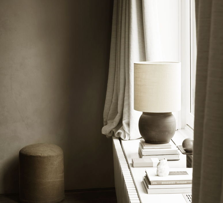 Lampclay s studio tine k home lampe a poser table lamp  tine k home lampclay s smoke  design signed nedgis 94186 product