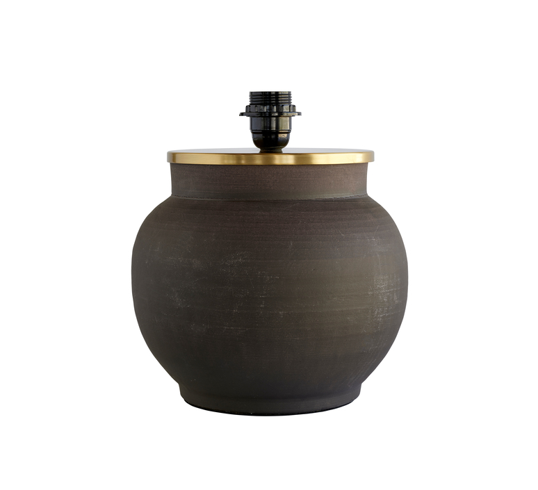 Lampclay s studio tine k home lampe a poser table lamp  tine k home lampclay s smoke  design signed nedgis 94187 product