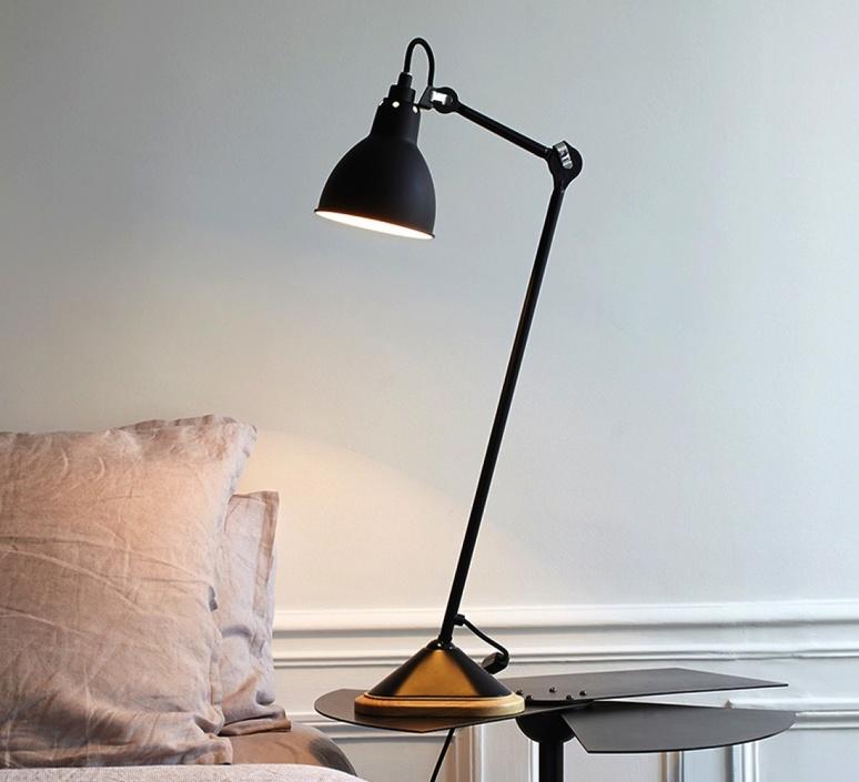 Lampe gras 206 bernard albin gras dcw editions 206rd sat luminaire lighting design signed 29459 product
