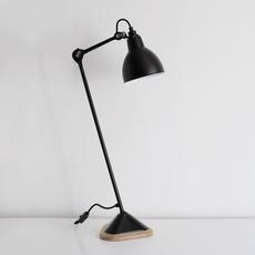 Lampe gras 206 bernard albin gras dcw editions 206rd sat luminaire lighting design signed 29464 thumb