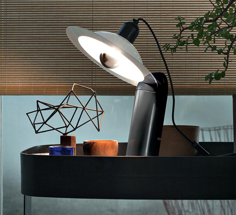 Lampiatta studio de pas d urbino lomazzi lampe a poser table lamp  stilnovo 8972  design signed nedgis 119117 product