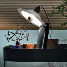 Lampiatta studio de pas d urbino lomazzi lampe a poser table lamp  stilnovo 8972  design signed nedgis 119117 thumb