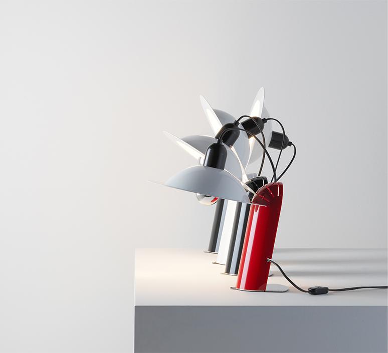 Lampiatta studio de pas d urbino lomazzi lampe a poser table lamp  stilnovo 8972  design signed nedgis 119118 product
