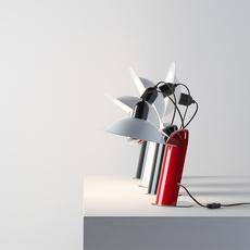 Lampiatta studio de pas d urbino lomazzi lampe a poser table lamp  stilnovo 8972  design signed nedgis 119118 thumb