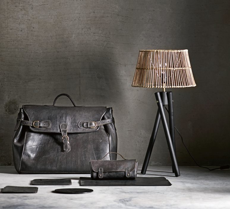 Lamptripod m studio tine k home lampe a poser table lamp  tine k home lamptripod m black  design signed nedgis 94183 product
