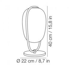 Lanna noe duchaufour lawrance lampe a poser table lamp  kundalini k385320  design signed 42442 thumb