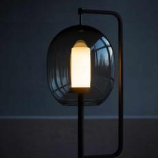 Lantern light neri et hu lampe a poser table lamp  classicon lantern light table lamp burnished brass  design signed 49823 thumb