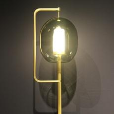 Lantern light neri et hu lampe a poser table lamp  classicon lantern light table lamp brass  design signed 49831 thumb