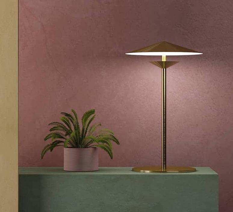 Laos hugo tejada lampe a poser table lamp  kaishi ks6309t led  design signed nedgis 90757 product