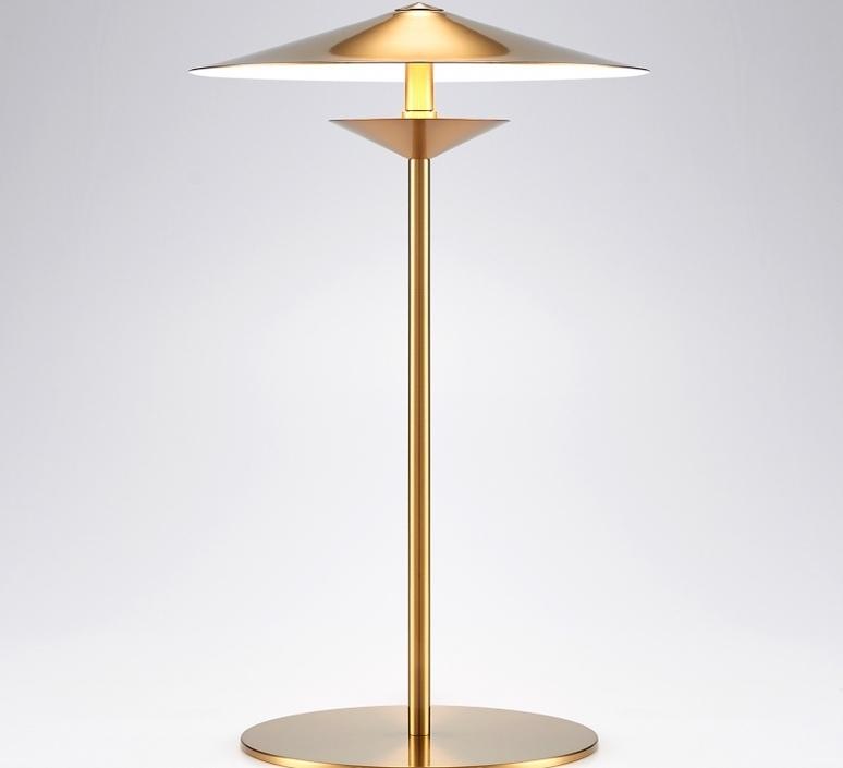 Laos hugo tejada lampe a poser table lamp  kaishi ks6309t led  design signed nedgis 90759 product
