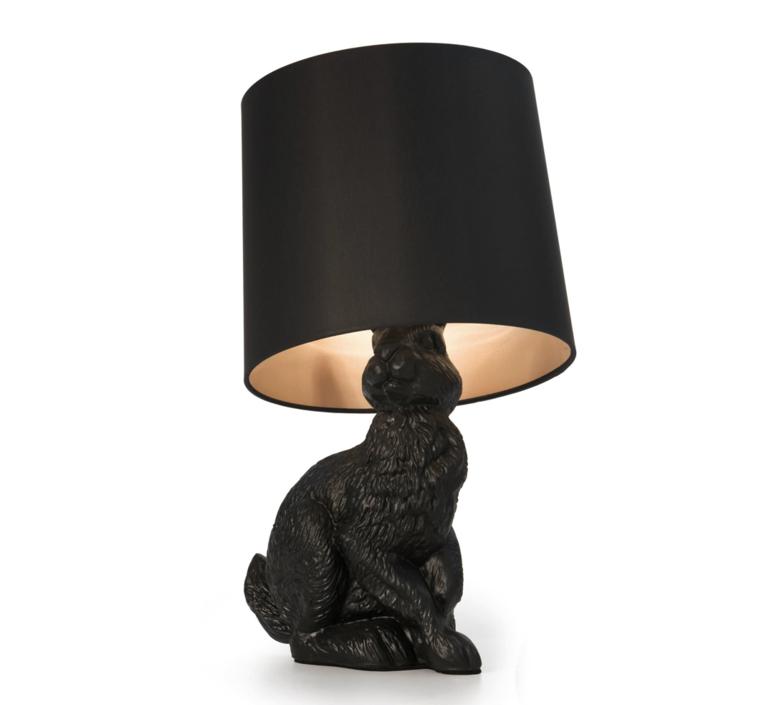 Lapin rabbit lamp front design lampe a poser table lamp  moooi mo pali312900 mo pali312002  design signed 38585 product