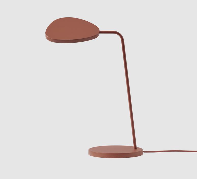 Leaf broberg ridderstrale lampe a poser table lamp  muuto 13423  design signed nedgis 125823 product