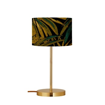 Lampe a poser leaves mais o17 5cm h49cm ebb flow normal