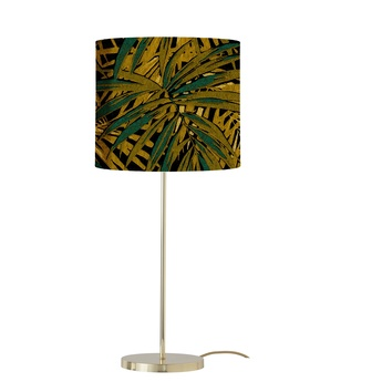 Lampe a poser leaves mais o35cm h82cm ebb flow normal