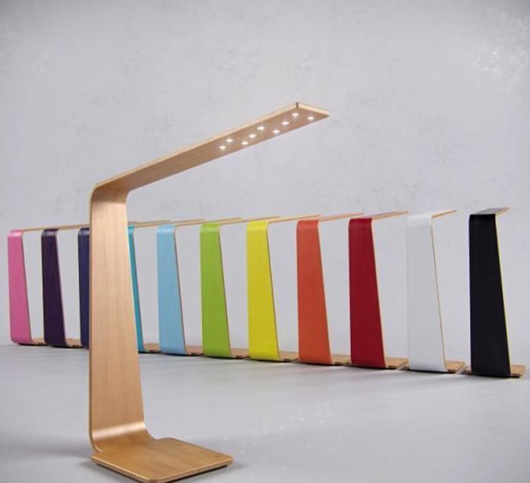 Led1 mikko karkkainen tunto led1 oak black luminaire lighting design signed 12169 product