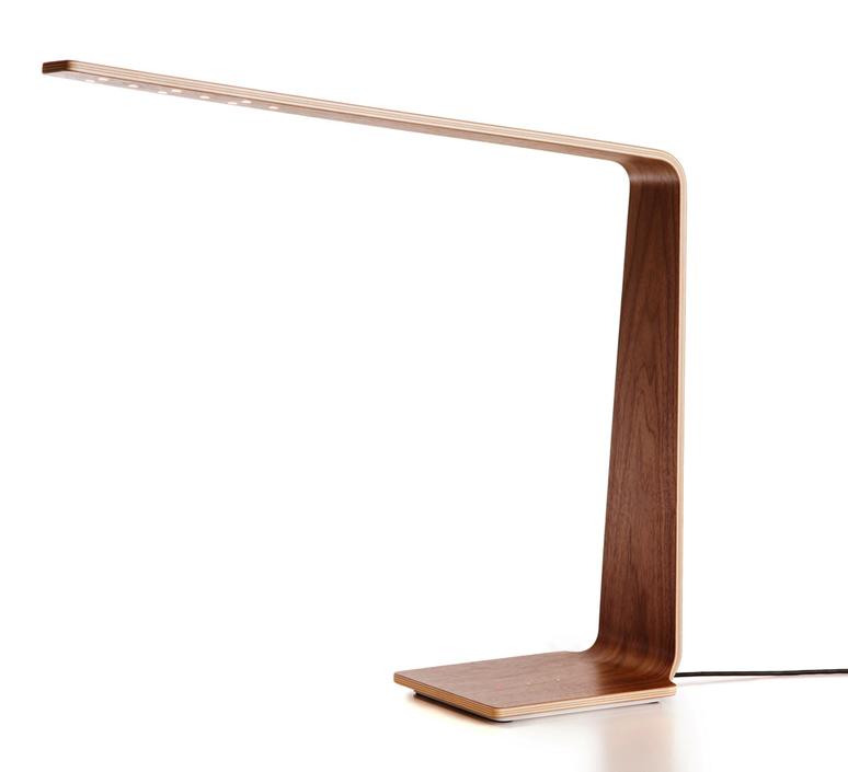 Led4 mikko karkkainen tunto led4 walnut walnut luminaire lighting design signed 12230 product