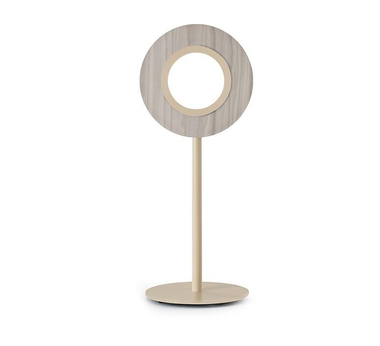 Lens circular mut design lampe a poser table lamp  lzf lens cr m iv led 29  design signed nedgis 76565 product