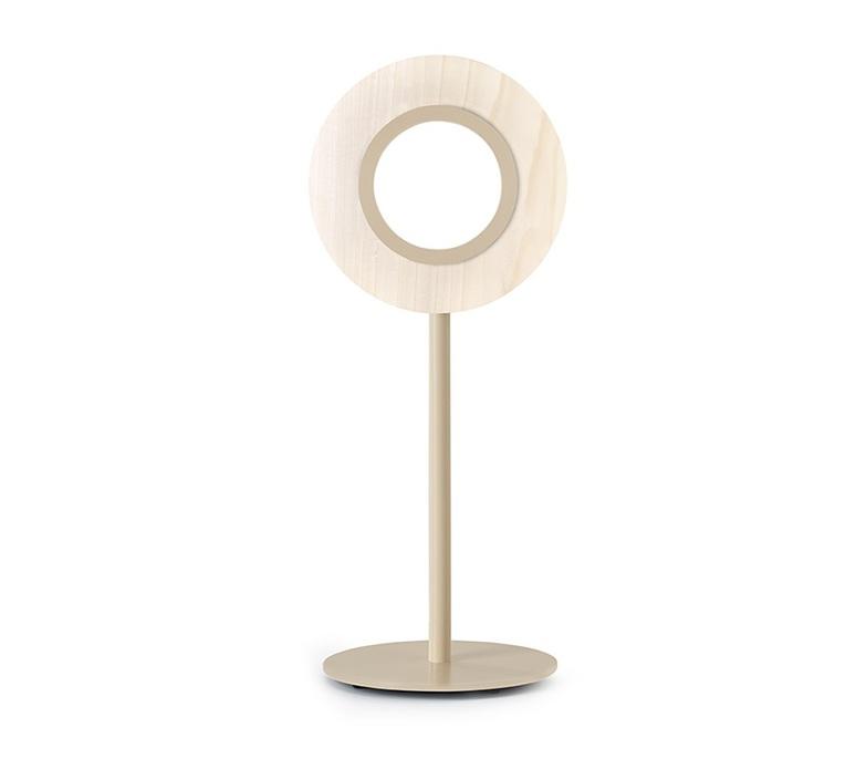 Lens circular mut design lampe a poser table lamp  lzf lens cr m iv led 20  design signed nedgis 76553 product