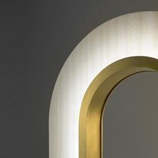Lens oval mut design lampe a poser table lamp  lzf lens ov m gd led 20  design signed nedgis 76447 thumb