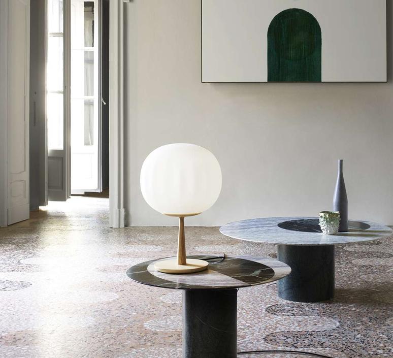 Lita francisco gomez paz lampe a poser table lamp  luceplan 1d920 300002 1d920 300099  design signed nedgis 78496 product