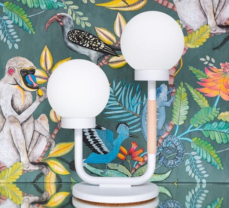 Little darling maria gustavsson lampe a poser table lamp  swedish ninja ltl05  design signed nedgis 118153 product