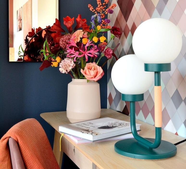 Little darling maria gustavsson lampe a poser table lamp  swedish ninja ltl07   design signed nedgis 118166 product