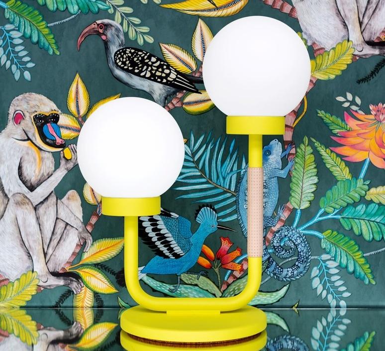 Little darling maria gustavsson lampe a poser table lamp  swedish ninja ltl08   design signed nedgis 118172 product