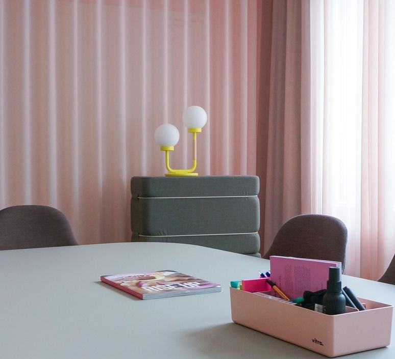 Little darling maria gustavsson lampe a poser table lamp  swedish ninja ltl08   design signed nedgis 118174 product