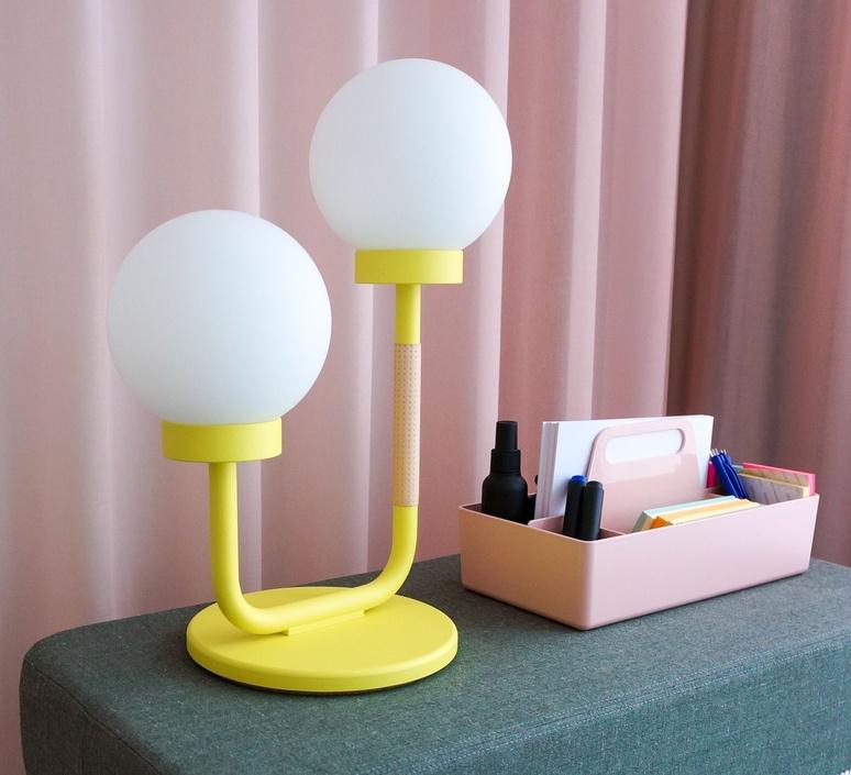 Little darling maria gustavsson lampe a poser table lamp  swedish ninja ltl08   design signed nedgis 118175 product
