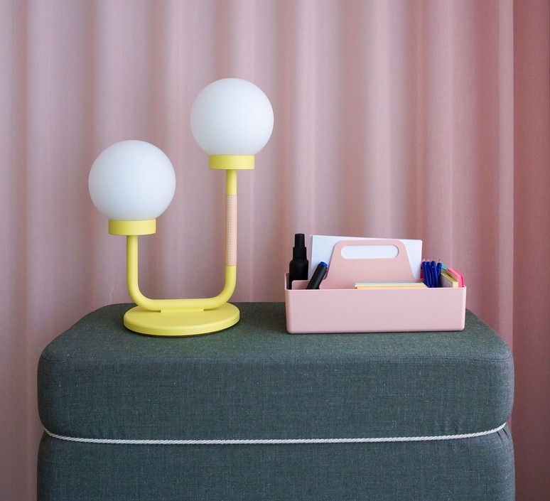 Little darling maria gustavsson lampe a poser table lamp  swedish ninja ltl08   design signed nedgis 118176 product
