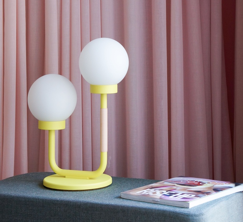 Little darling maria gustavsson lampe a poser table lamp  swedish ninja ltl08   design signed nedgis 118177 product